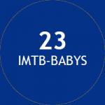 Wir haben 23 IMTB-Babys