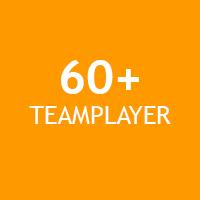 Über 60 Teamplayer bilden unser Team